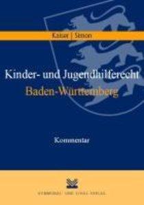 Kinder- und Jugendhilferecht Baden-Württemberg
