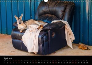 Western Australia / UK-Version (Wall Calendar 2015 DIN A3 Landsc