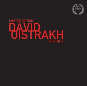 Limited Edition David Oistrakh Vol.2