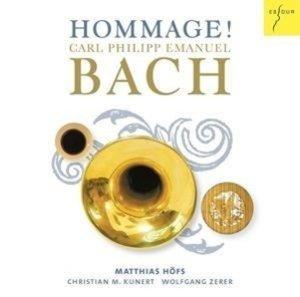Hommage!-Sonaten Für Trompete