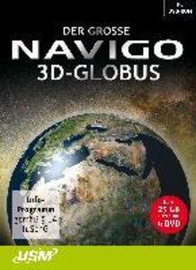 Der große Navigo 3D Globus