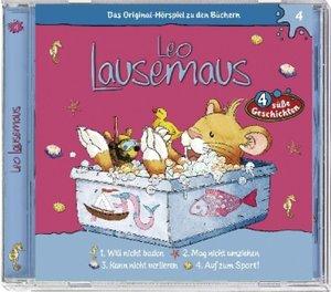 Leo Lausemaus 04 ... mag nicht baden