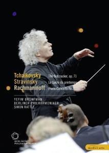 Nussknacker/Sacre/Klavierkonzert