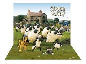 Shaun das Schaf - Fan-Edition 1 + 2