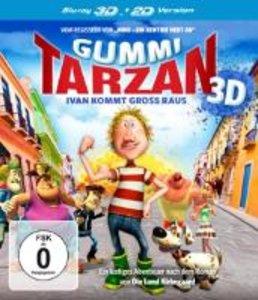 Gummi-Tarzan: Ivan kommt groß raus.3D+2D-Version