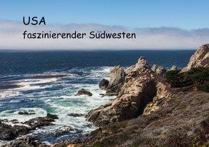 USA - faszinierender Südwesten (Tischaufsteller DIN A5 quer)