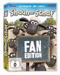 Shaun das Schaf - Fan-Edition 1 + 2