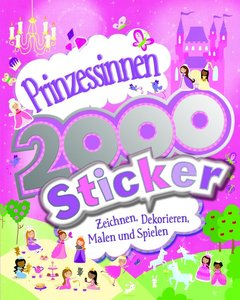Prinzessinnen 2000 Sticker