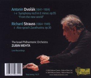 Sinfonie 9/Also Sprach Zarathustra