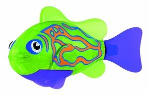 Robo Fish Green Mandarin