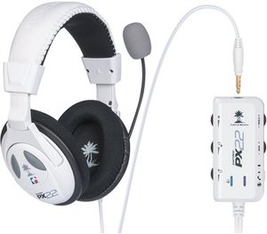 EAR FORCE PX22 Stereo-Gaming-Headset, Kopfhörer, weiss