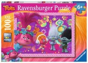 Ravensburger 10953 - Trolls Haarige Abenteuer, Puzzle, 100 Teile