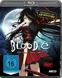 Blood C-Die Serie Vol.1 (BD)