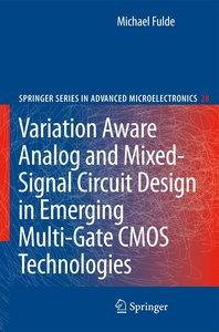 Variation Aware Analog and Mixed-Signal Circuit Design in Emergi