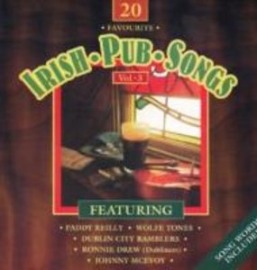 20 Favourite Irish Pub Songs 3