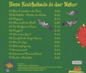 Hexe Knickebein In Der Natur