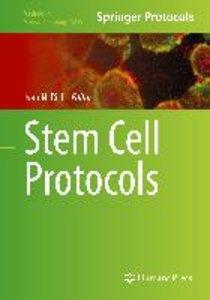 Stem Cell Protocols
