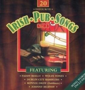 20 Favourite Irish Pub Songs 3