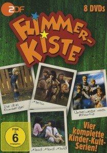 ZDF Flimmerkiste (4er Filmbox)