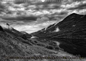 Wild Scotland / UK-Version (Wall Calendar 2015 DIN A3 Landscape)