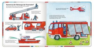 Tatütata, da kommt die Feuerwehr