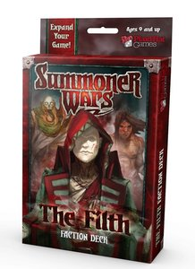 Heidelberger PH112 - Summoner Wars: The Filth - Faction Deck