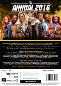 WWE-Annual 2016 (Box)