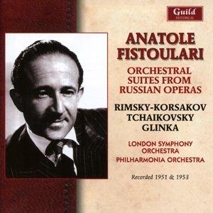 Anatole Fistoulari dirigiert