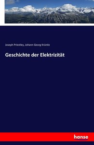Geschichte der Elektrizität