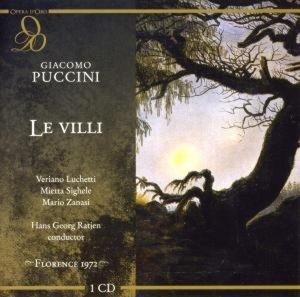 Le Villi (Florence 1972)