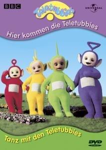 Teletubbies - Hier kommen die Teletubbies & Tanz mit den Teletub
