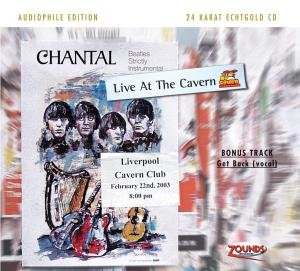 Gold CD Live At The Cavern