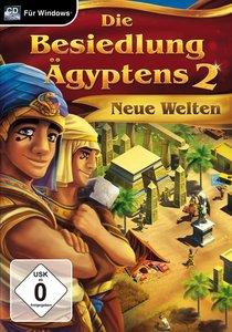 Die Besiedlung Ägyptens 2 - Neue Welten. Für Windows XP/Vista/7/