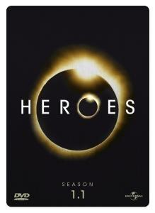 Heroes Season 1.1 Steelbook