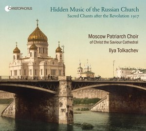 Hidden Music of the Russian Church-Sacred Chants