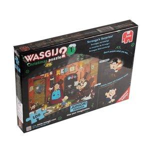 Wasgij Junior 1 - Scrooges Überraschung - 100 Teile