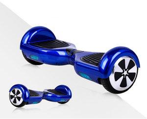 eWave Scooter blau