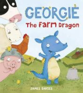 Georgie the Farm Dragon