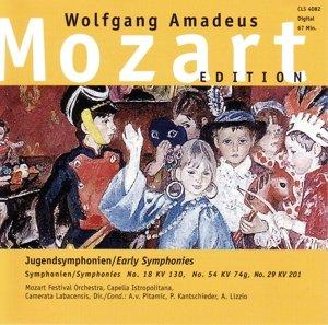 Jugendsymphonien-Early Symph.