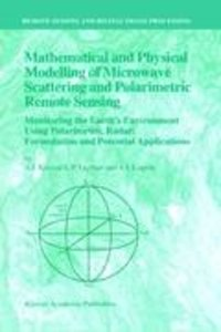 Mathematical and Physical Modelling of Microwave Scattering and