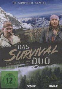 Das Survival-Duo:Zwei Männer,Ein Ziel.Staffel 1