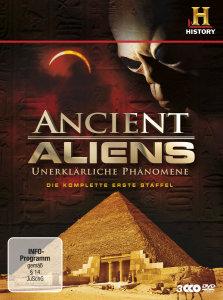Ancient Aliens-Unerklärliche Phänomene Staffel 1
