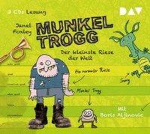 Munkel Trogg