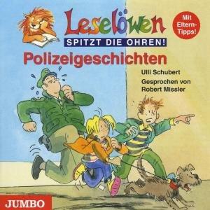 Leselöwen: Polizeigeschichten
