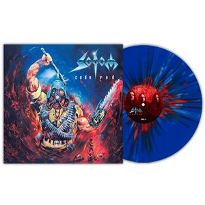 Code Red (Lim.Gtf.Blue-Red-Splatter LP)