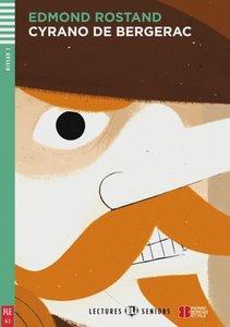 Cyrano de Bergerac. Buch mit Audio-CD
