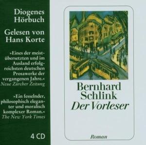 Der Vorleser. 4 CDs