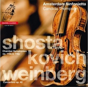 Shostakovich: Chamber Symphonies/Weinberg: Conce
