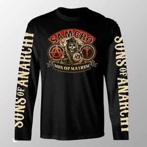 Men of Mayhem (Longsleeve M/Black)