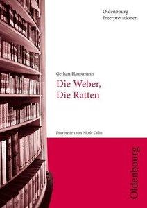 Gerhart Hauptmann, Die Weber, Die Ratten (Oldenbourg Interpretat